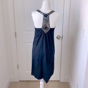 CALYPSO ST BARTH beaded dress
